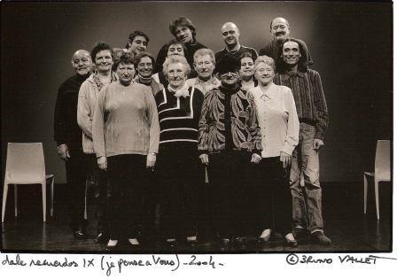 DR IX photo de groupe