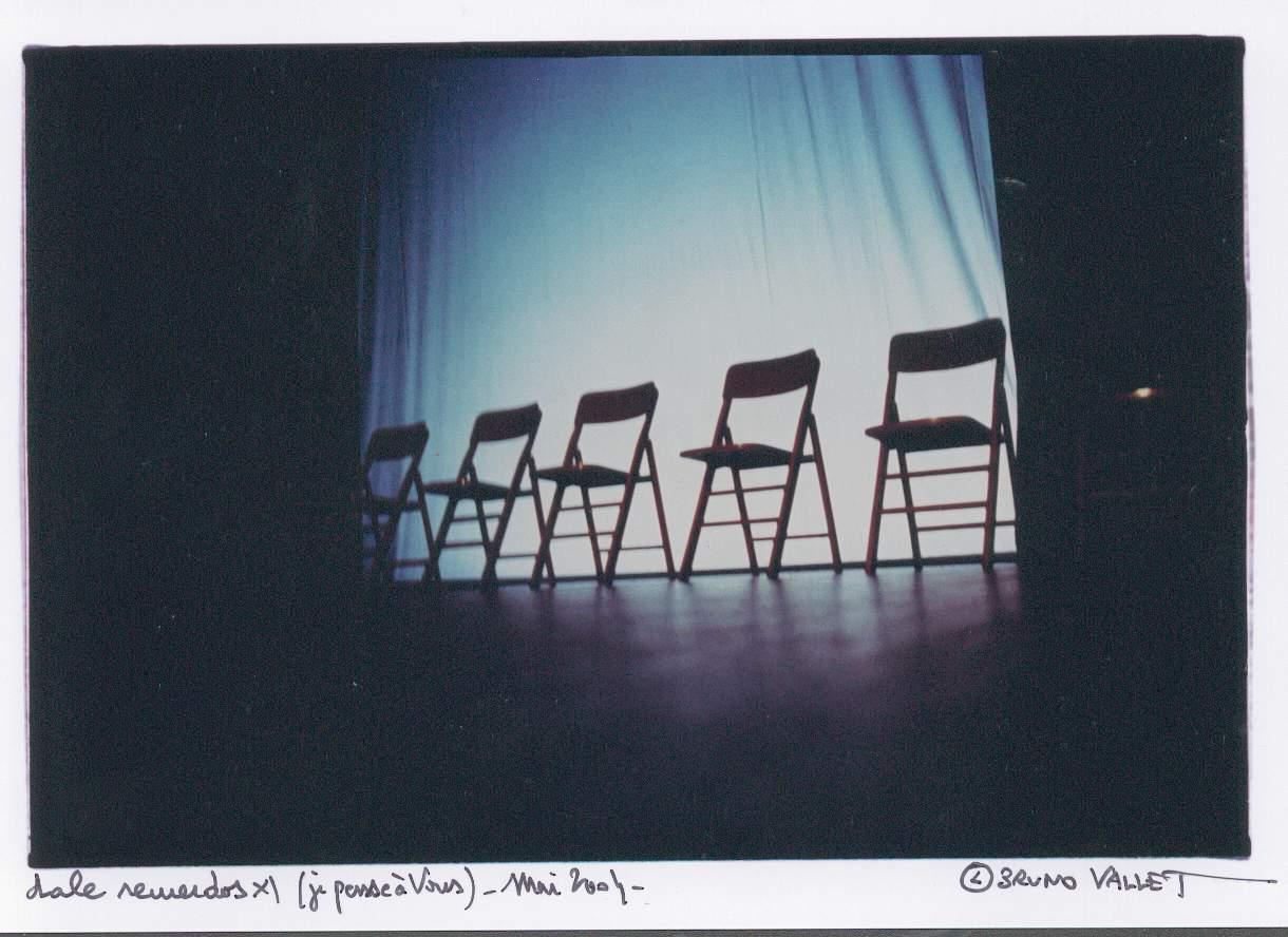 DR XI Les chaises